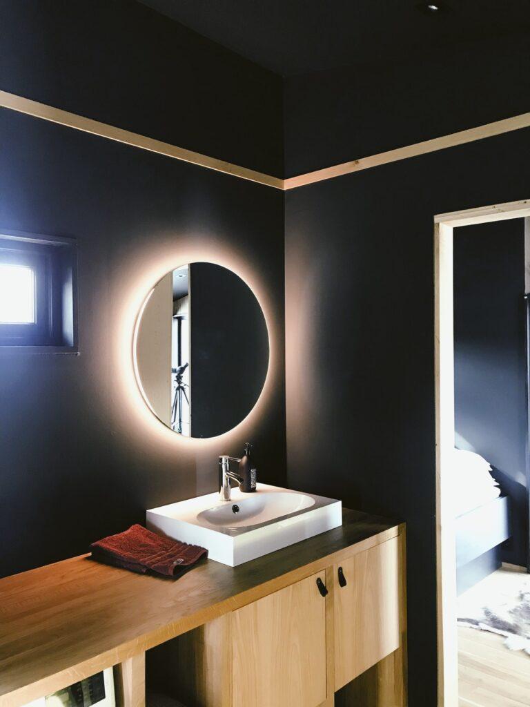 fürdőszoba szekrény szett